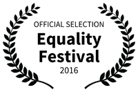 Official Selection Equality Festival 2016 logo